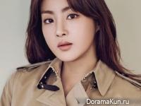 Kang So Ra для HEREN March 2015