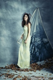 Kang So Ra для Vogue Korea December 2014