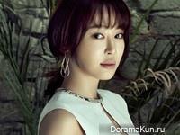 Kang Ye Won для Esquire April 2015