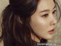 Kim Ah Joong для Allure May 2015