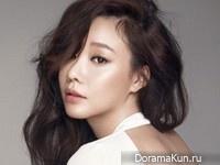 Kim Ah Joong для Cosmopolitan February 2014 Extra