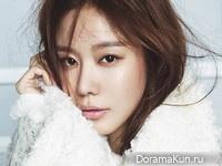 Kim Ah Joong для Elle November 2014