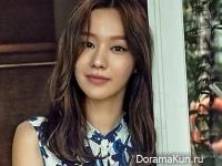 Kim Ah Joong для The Celebrity April 2015