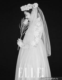 Kim Bin Woo для Elle Bride 2015