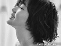 Kim Go Eun для Elle February 2015
