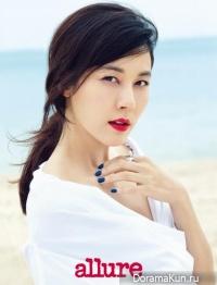 Kim Ha Neul для Allure July 2015