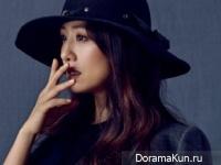 Kim Hee Ae для Noblesse November 2014
