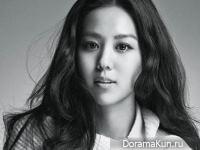 Kim Hee Jung для Esquire March 2015