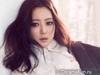 Kim Hee Sun для Beauty+ February 2015