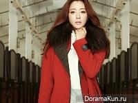Kim Hee Sun для JOINUS 2015 CF