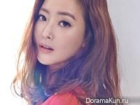 Kim Hee Sun для Joinus Spring 2015 CF