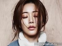 Kim Hyo Jin для Bonnie Alex F/W 2015