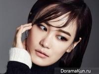 Kim Ji Min для Marie Claire October 2015