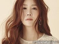 Kim Jung Eun для InStyle April 2015