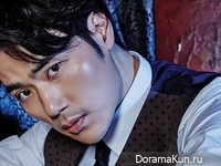 Joo Ji Hoon, Kim Kang Woo для Vogue June 2015
