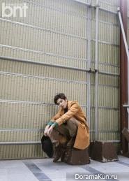 Kim Kyu Jong для BNT International October 2015