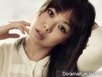 Kim Min Hee для Harper's Bazaar November 2014