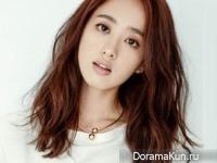 Kim Min Jung для InStyle August 2014