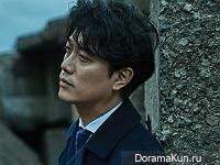 Park Hee Soon, Kim Moo Yul для Cosmopolitan December 2015