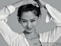 Kim Na Young для GQ July 2015