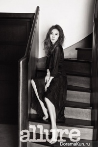 Kim Nam Joo для Allure March 2015