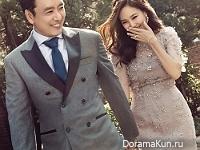 Kim Nam Joo, Kim Seung Woo для Marie Claire December 2015