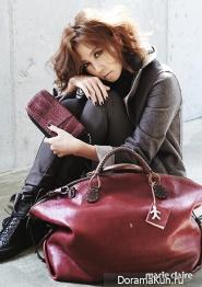 Kim Nam Joo для Marie Claire October 2014