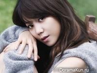 Kim Ok Bin для InStyle September 2014