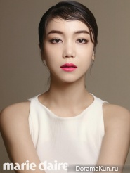 Kim Ok Bin для Marie Claire March 2015