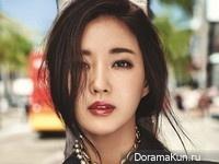 Kim Sa Rang для SURE October 2015