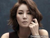 Kim Seong Ryeong для Elle September 2014