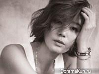 Kim Seong Ryeong для Grazia February 2015