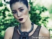 Kim Seong Ryeong для Vogue June 2014