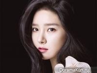 Kim So Eun для Grazia Magazine 2015