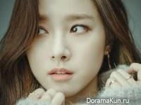 Kim So Eun для K WAVE October 2015