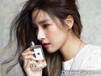 Kim So Eun для Marie Claire October 2015