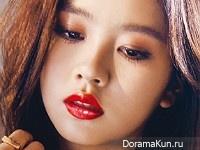 Kim So Hyun для CeCi October 2015