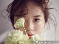 Kim So Hyun для Marie Claire March 2015