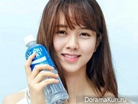 Kim So Hyun для Pocari Sweat 2015 CF