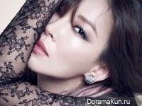 Kim So Yeon для Elle Magazine November 2014