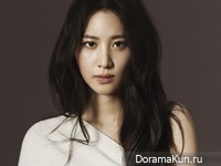 Kim Soo Hyun для Allure November 2014