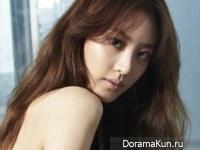 Kim Soo Hyun (Claudia Kim) для Cosmopolitan May 2015