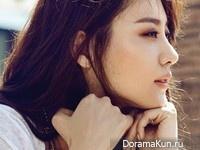 Claudia Kim для W Korea June 2015