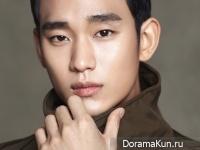 Kim Soo Hyun для ZIOZIA Fall 2014 CF