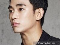 Kim Soo Hyun для Ziozia F/W 2015