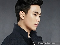 Kim Soo Hyun для Ziozia F/W 2015 Extra