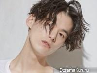 Kim Won Joong для Esquire February 2015