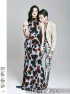 Kim Won Joong, Kang Seung Hyun для Esquire June 2015