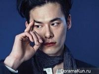 Kim Won Joong и др. для GQ April 2015