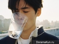 Kim Won Joong для GQ December 2014